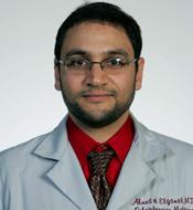 Dr. Ahmed H Elgamal, MD profile